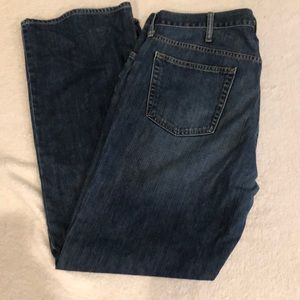 Old Navy bootcut Jeans.  Men's 38x34.  Never worn.